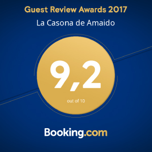 Guest Review Award 2017 para la Casona